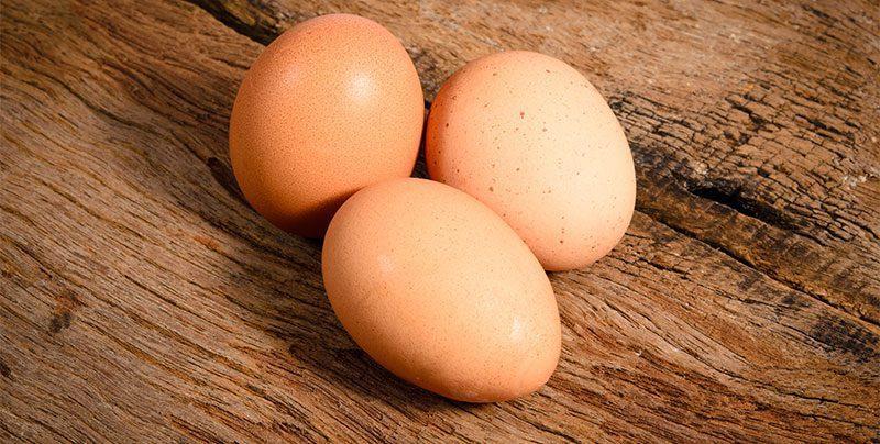Čerstvé domáce BIO vajcia