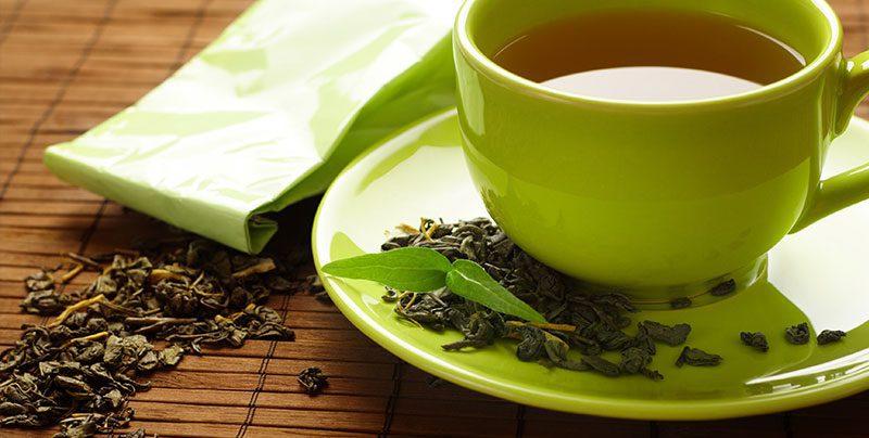 Voňavý zelený čaj