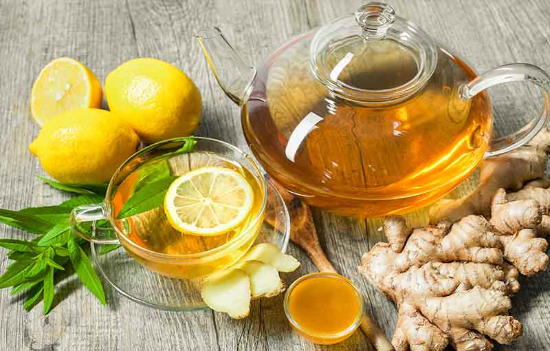 Tajomstvo silnej imunity? Domáci zázvorový čaj! • Akadémia krásy