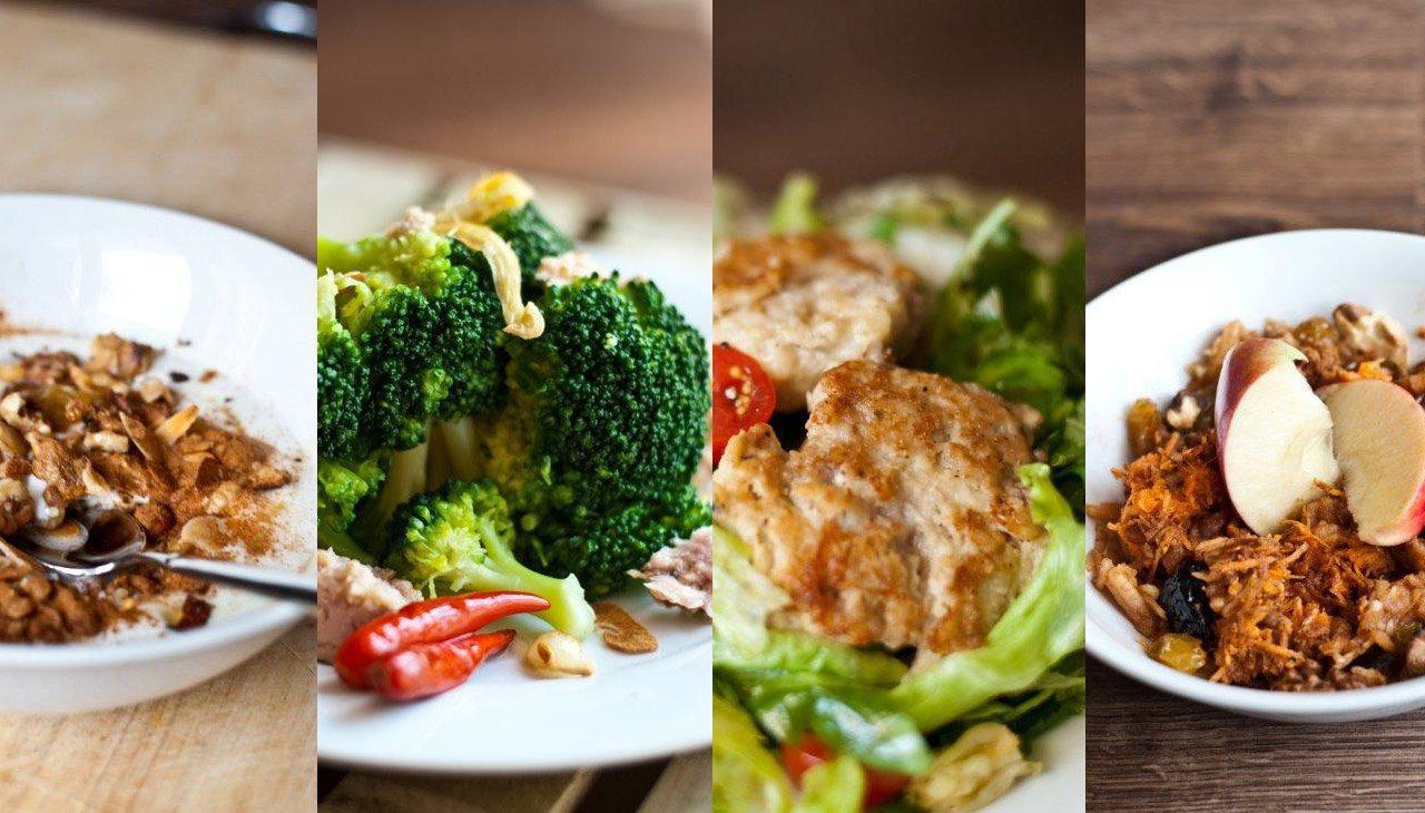 Zdravé jedlá podľa Antónie Mačingovej